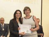 Executivo e Legislativo de Não-Me-Toque receberam no TCE/RS o Prêmio Boas Práticas de Transparência