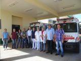 Ambulatório da Saúde já atendeu mais de 150 pessoas na 16º Expodireto Cotrijal