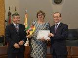 Administração Municipal recebe Prêmio Mendes Ribeiro Filho por transparência na gestão