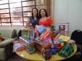Empresa SPA Vidros doa brinquedos a Assistência Social