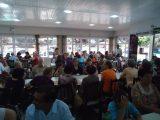 Almoço de encerramento dos grupos de terceira idade reúne 186 pessoas