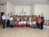 Confraternização do grupo de Grupo de Hipertensos e Diabéticos do ESF Centro