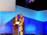 Prefeita Teodora recebe certificado do Prêmio Sebrae Prefeito Empreendedor