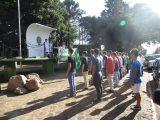 Jovens de 1997 prestam Juramento a Bandeira
