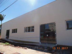 Construção de Prédio para Feira do Produtor e Sala Multiuso