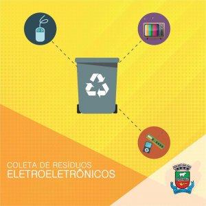 No mês do Meio Ambiente, dê descarte corretamente seu lixo eletroeletrônico!