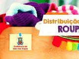Campanha de Distribuição de Roupas