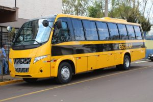 Secretaria de Educação recebe novo Micro-ônibus