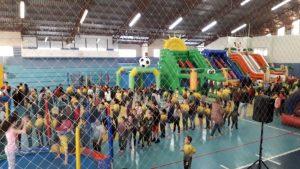 Secretaria de Educação promove atividades na Semana da Criança