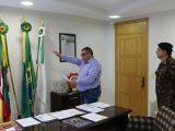 Prefeito Pedro Paulo é empossado Presidente da Junta de Serviço Militar