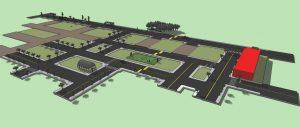 Administração apresenta projeto de pavimentação a moradores do Loteamento Simon