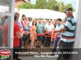 Embutidos Weber inaugura novas instalações