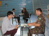 Última etapa define selecionados de Não-Me-Toque para o Serviço Militar