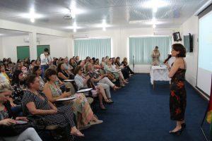 Secretaria de Educação promove formação voltada a inclusão para Professores da Rede Municipal