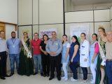 Ambulatório da Saúde atende 180 pessoas na 20º Expodireto Cotrijal