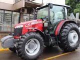 Trator de 135cv é entregue para Patrulha Agrícola