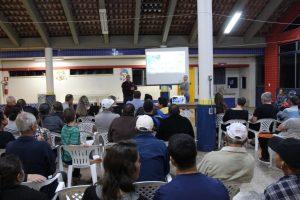 Projeto de Pavimentação do Roos I é apresentado a moradores