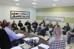 Corsan se compromete com revisão do plano municipal de saneamento