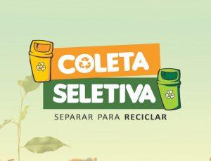 Coleta Seletiva de Lixo em Não-Me-Toque prevista para outubro