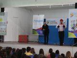 Alunos de Não-Me-Toque assistem peça teatral do projeto Coprel nas Escolas