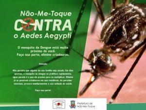Secretaria de Saúde promove ações para diminuir a infestação do Aedes Aegypti em Não-Me-Toque