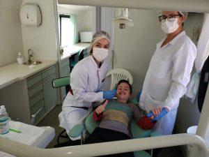 Unidade Móvel de Saúde leva Consultório Odontológico ao interior