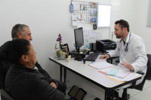Equipe médica da Secretaria da Saúde recebe novo Profissional