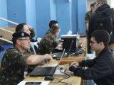 Exército realiza inspeção de saúde da classe de 2001